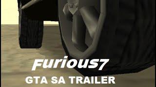 Video Furious 7 - GTA SA-MP [Movie Trailer] (HD) download MP3, 3GP, MP4, WEBM, AVI, FLV Januari 2018