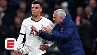 Tottenham vs. Norwich reaction: Did Jose Mourinho's negativity doom Spurs? | FA Cup