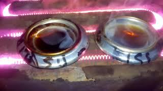 MITASU 5w-40_ против_ KIXX 5w-40_ сравнение масел на нагрев