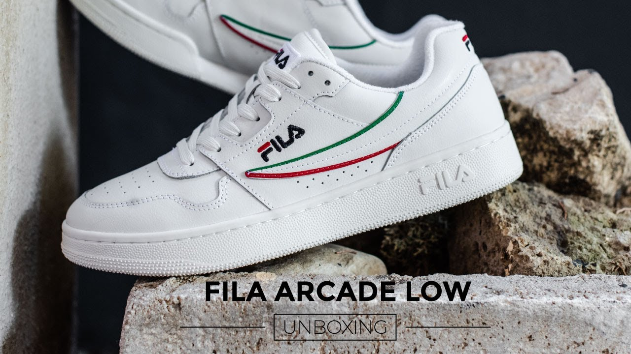fila arcade low wmn