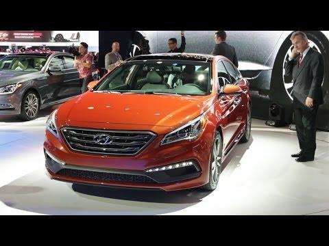 2015 Hyundai Sonata preview | Consumer Reports