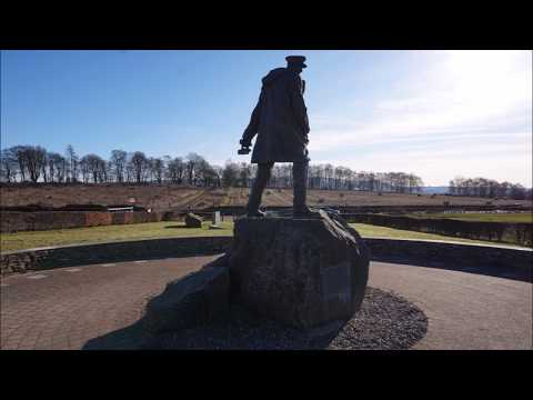 David Sterling Memorial / Dunblane / Sterling / Scotland / Schottland