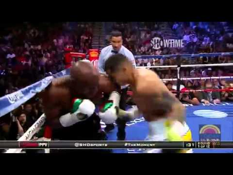 Floyd Mayweather vs Marcos Maidana - Fight Highlights, Punch Stats and Scorecard