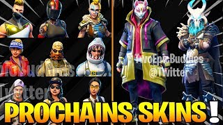 THE PROCHAINS SKINS OF SAISON 5 on Fortnite: Battle Royale