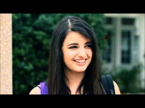 Rebecca Black Gets Hit By A Bus