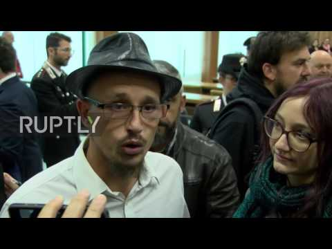 Italy: 'Justice was done' – French citizen acquitted for helping Sudanese family across border