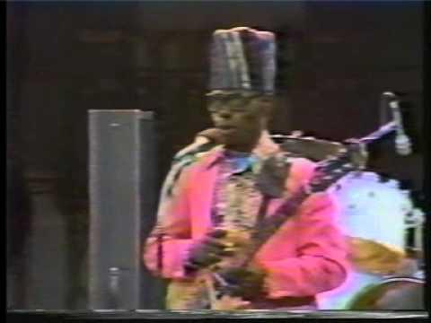 J B Hutto and The New Hawks - TV Boston (1981) Part 1