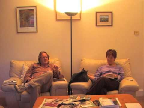 Kate Harrison interviews the poet Christopher Sanderson