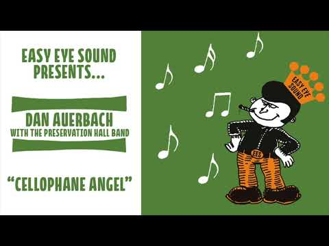 Dan Auerbach - Cellophane Angel [Official Audio]
