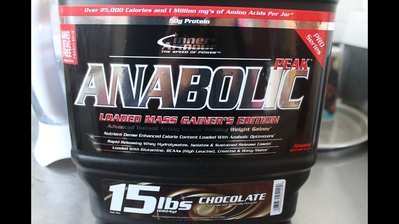 anabolic peak mass gainer forum