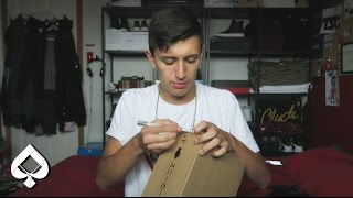 These Sneakers are HAND-MADE? | Axel ArigatoSneaker Unboxing