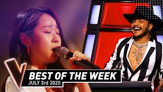 The best performances this week in The Voice | HIGHLIGHTS | 03-07-2020
