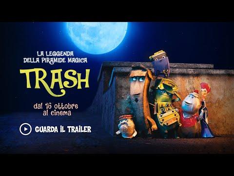TRASH: La leggenda della piramide magica - Trailer Ufficiale - Dal 16 ottobre al Cinema