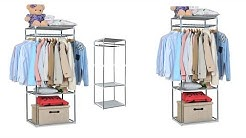 Where to Buy Clothing Racks | Best Portable Stainless Steel Clothes Hanger