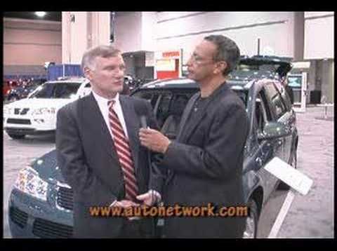 2007 Charlotte International Auto Show, Bill Musgrave.