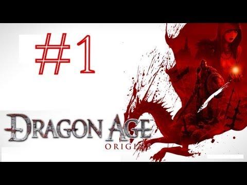 DRAGON AGE: ORIGINS | #1 | Ein neuer Held ist geboren!
