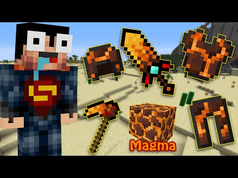Thumbnail: If Magma Tools Existed - Minecraft