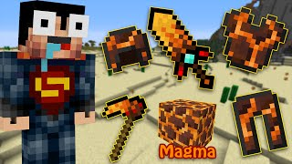 If Magma Tools Existed - Minecraft thumbnail