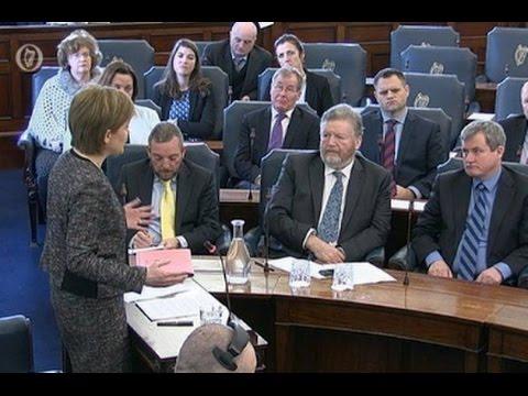 In Full: Nicola Sturgeon's speech to Ireland's unelected senate (Seanad Éireann)