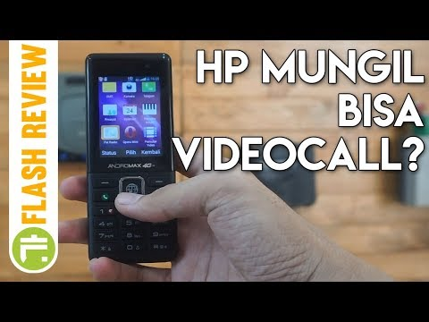 HP Mungil Buat Youtubean - Hands On Andromax Prime 4G LTE