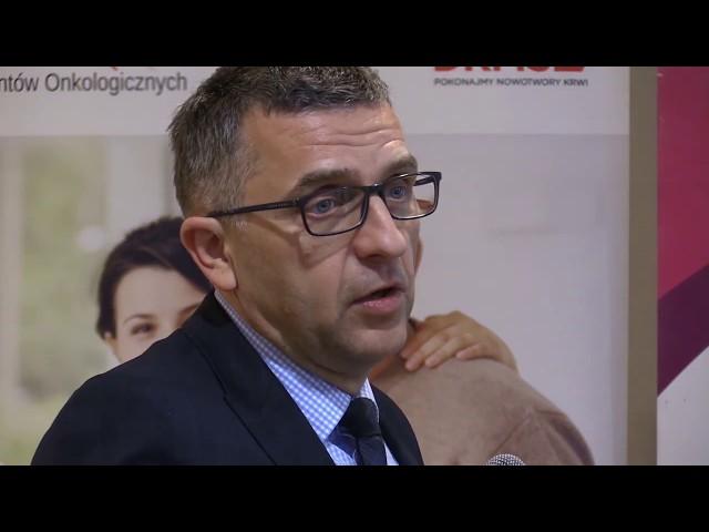 Dr hab. Adam Maciejczyk | Debata Narodowa Strategia Onkologiczna