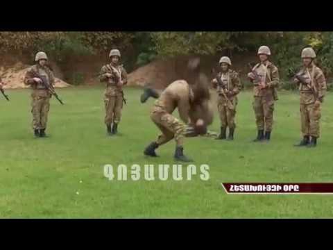 Спецназ Армии Обороны Нагорного Карабаха. /Nagorno-Karabakh Defense Army. Special Forces