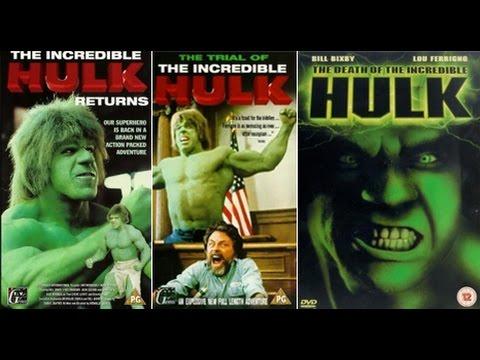 Seriado O Incrível Hulk   O Que Aconteu aos Artistas