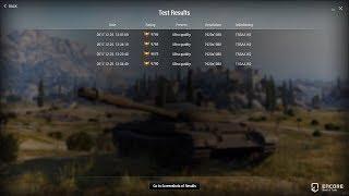 World of Tanks enCore Benchmark MSI GTX 1050 TI AMD PHENOM | FPS | Ultra settings | Full HD | 2018