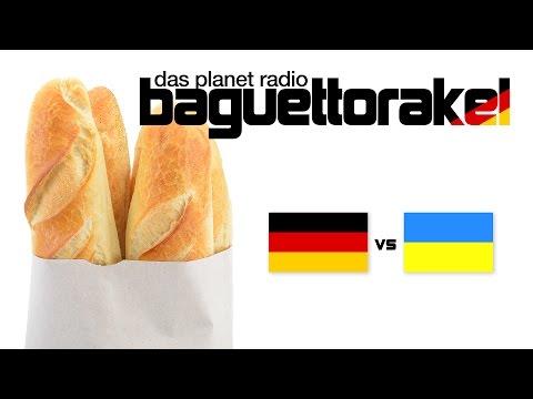 Baguettorakel Deutschland vs Ukraine
