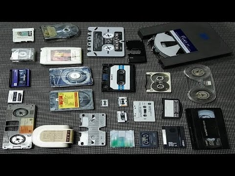 27 different audio cassette tape formats  wwwaudiorestauracioncom restauracion de sonido