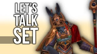 Set Will Be An AWKWARD Release And Here's Why! SMITE Set Balance Discussion