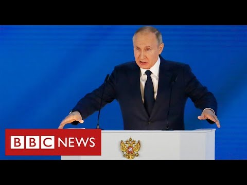 """Putin warns West of """"rapid and harsh"""" response from Russia if it crosses """"red lines"""""""