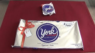 Giant 1 Pound York Peppermint Patties (Kinda Fail)
