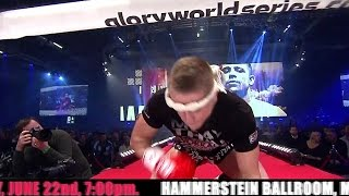Glory 9 New York City | Kickboxing Commercial