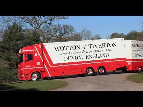 Wotton of Tiverton | Scania S500 | Truck & Driver Editor's Choice
