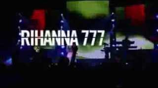 TNT Presenta: RIHANNA 777