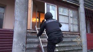Полиция ликвидировала дезоморфиновый наркопритон