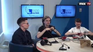 """Музыканты группы Super Besse в программе """"Встретились, поговорили"""" #MIXTV"""