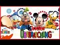 Mickey Mouse Disney Surprise Egg - Episode 1 / kinder überraschung / huevos sorpresa