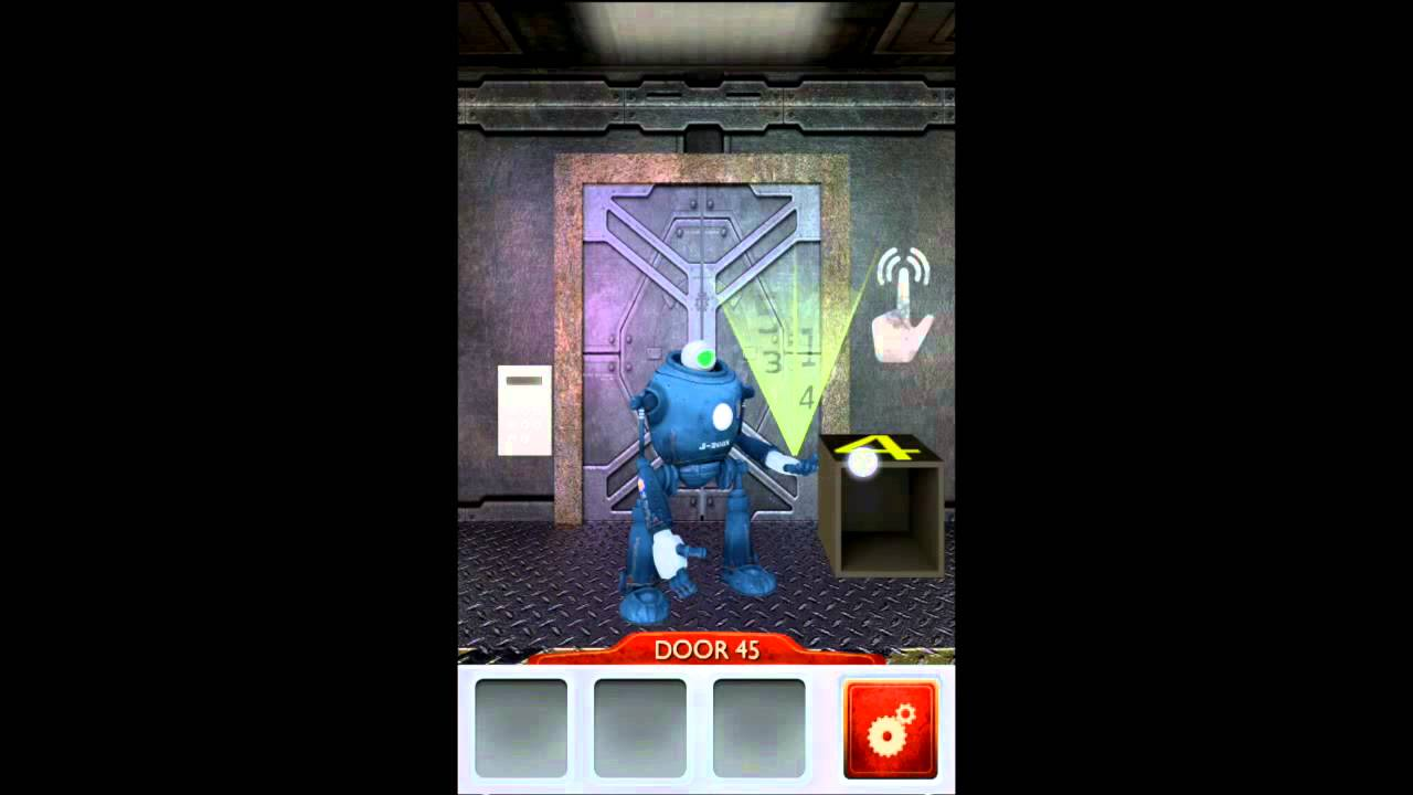 100 doors 2 level 45 walkthrough youtube for Door 4 level 21