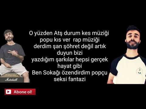 Heijan Feat.Muti -YOKUŞ KARAOKE LYRİCS( Altyazılı)