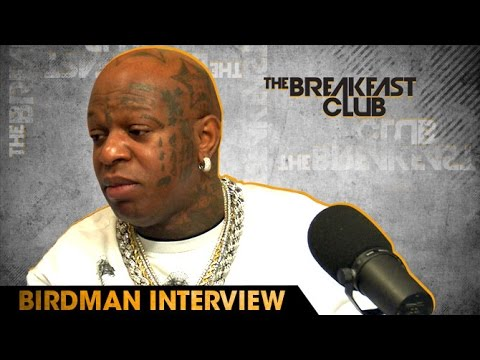 Birdman Goes Off On The Breakfast Club Power 105.1 (04/22/2016) from YouTube · Duration:  2 minutes 27 seconds