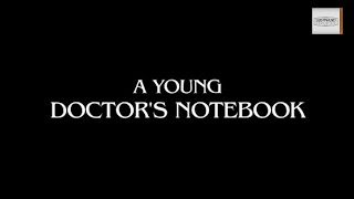 A YOUNG DOCTOR'S NOTEBOOK HD Trailer 1080p german/deutsch