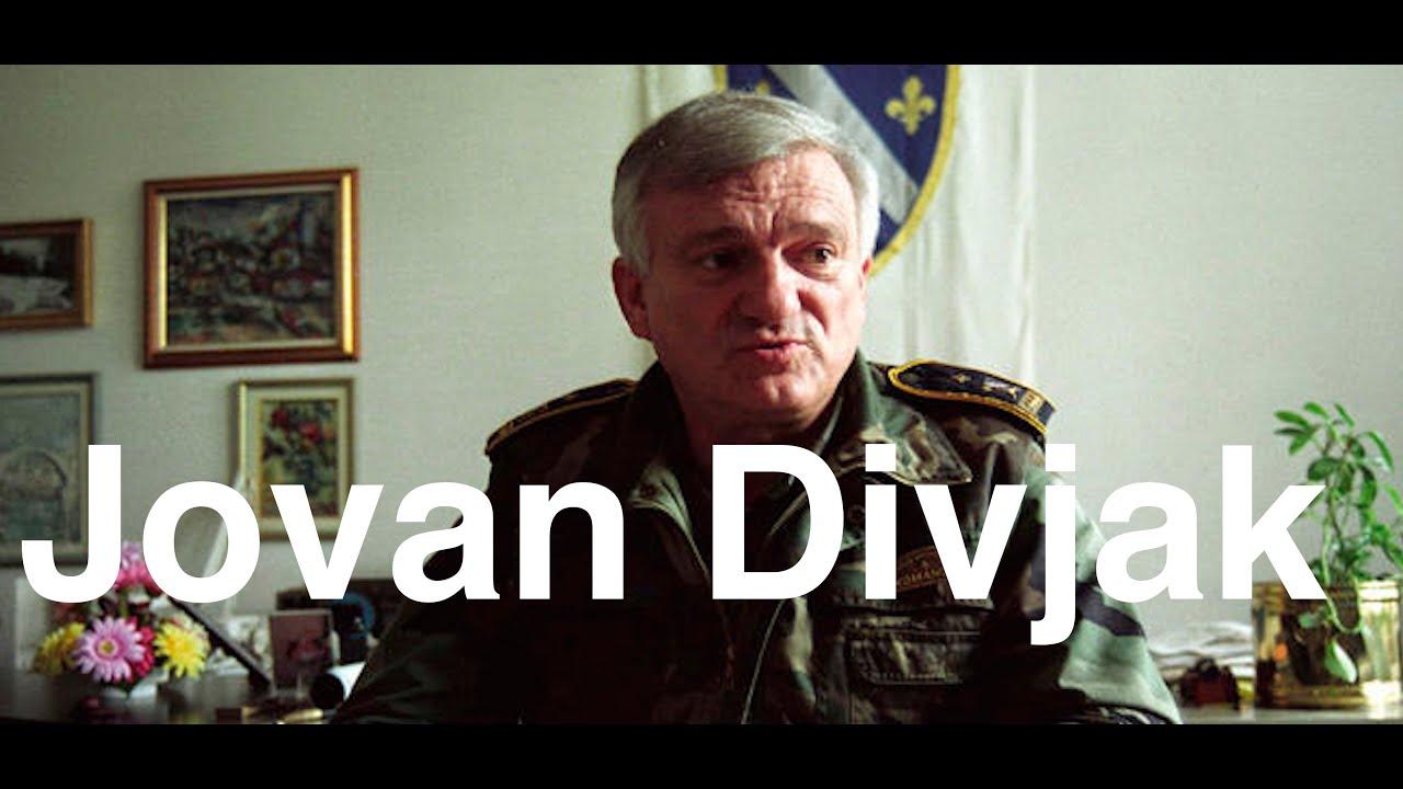J'avais vu Jovan Divjak à Sarajevo au coeur des combats