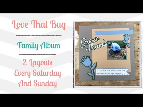 Cricut Explore | Family Album #2