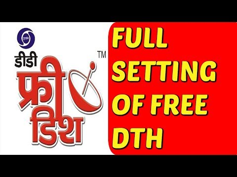 how to setup free dth 2016 in hindi