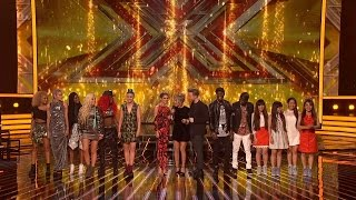The X Factor UK 2015 S12E14 Judges' Houses Night 2 Show Intro