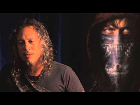 Kirk Hammett Talks Comic-Con Thumbnail image
