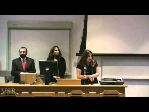 """Q and A ( Part 2) on """"Islamic Apartheid"""" at Temple University"""
