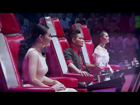 The Voice Kids Cambodia 2017 - The Blind Audition Week 5   Pro